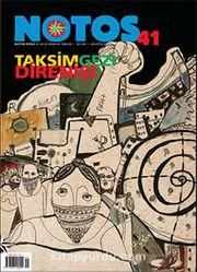 Notos Öykü İki Aylık Edebiyat Dergisi Ağustos - Eylül Sayı:41