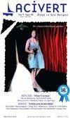 Lacivert Öykü ve Şiir Dergisi Yıl:9 Sayı:50 Mart-Nisan 2013