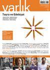 Varlık Aylık Edebiyat ve Kültür Dergisi Ağustos 2013