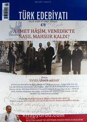 Türk Edebiyatı / Aylık Fikir ve Sanat Dergisi Sayı:479 Eylül 2013