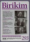 Birikim / Sayı:293 Yıl: 2013 / Aylık Sosyalist Kültür Dergisi