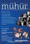 Mühür İki Aylık Şiir ve Edebiyat Dergisi Yıl:9 Sayı:48 Eylül - Ekim 2013