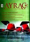Ayraç Aylık Kitap Tahlili ve Eleştiri Dergisi Sayı:31 Yıl: Mayıs 2012