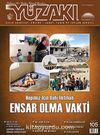Yüzakı Aylık Edebiyat, Kültür, Sanat, Tarih ve Toplum Dergisi/Sayı:105 Kasım 2013