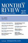 Monthly Review Bağımsız Sosyalist Dergi Sayı:34 Ekim 2013