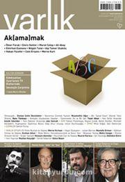 Varlık Aylık Edebiyat ve Kültür Dergisi Aralık 2013
