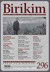 Birikim / Sayı:296 Yıl: 2013 / Aylık Sosyalist Kültür Dergisi