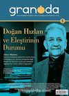 Granada İki Aylık Edebiyat Dergisi Sayı:5 Aralık 2013 - Ocak 2014