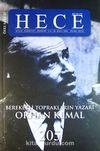 Hece Aylık Edebiyat Dergisi Sayı:205 Ocak 2014 / Orhan Kemal Özel Sayısı (Özel Sayı: 27)
