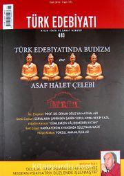 Türk Edebiyatı / Aylık Fikir ve Sanat Dergisi Sayı:483 Ocak 2014