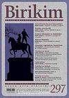 Birikim / Sayı:297 Yıl: 2014 / Aylık Sosyalist Kültür Dergisi