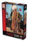Muhteşem Süleyman Puzzle 1000 Parça (Kod:11384)