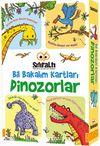 Dinozorlar & Bil Bakalım Kartları (50 Kart)