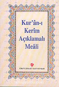 Kur'an-ı Kerim Açıklamalı Meali (Cep Boy) (Arapça Metinli) -  pdf epub