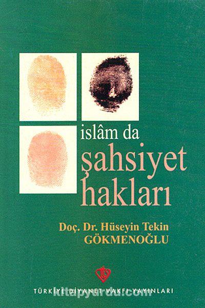 İslam'da Şahsiyet Hakları