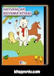 Hayvanlar Boyama Kitabı Murat Yazıcı Kitapyurducom