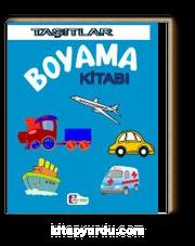 Taşıtlar Boyama Kitabı Murat Yazıcı Kitapyurducom
