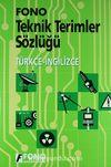 Türkçe-İngilizce Teknik Terimler Sözlüğü