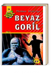 Beyaz Goril (24.kitap)