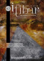 Sayı:63 Aralık 2016 İtibar Edebiyat ve Fikriyat Dergisi