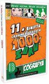 11. Sınıfta Çözülmesi Gereken Coğrafya 1000 Soru