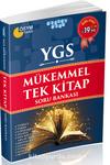 YGS Mükemmel Tek Kitap Soru Bankası