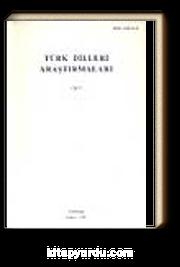 Türk Dilleri Araştırmaları 1995 cilt 5
