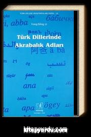 Türk Dillerinde Akrabalık Adları