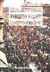 Sosyal Demokraside Ayrışma Yılları