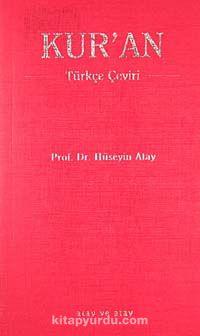 Kur'an Türkçe Çeviri (kırmızı kapak) - Hüseyin Atay pdf epub