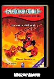 Bionicle Günlükleri 1& Toaların Hikayesi
