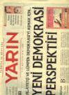 Türkiye ve Dünyada YARIN Yıl:1 Sayı:8 Aralık 2003
