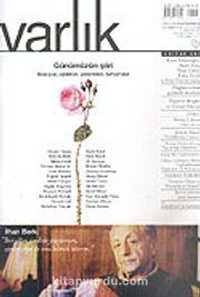 Varlık Aylık Edebiyat ve Kültür Dergisi / Haziran 2005