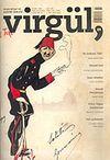 Virgül Aylık Kitap ve Eleştiri Dergisi Kasım 2005 Sayı:89