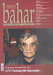 Sayı:96 Şubat 2006 / Berfin Bahar/Aylık Kültür, Sanat ve Edebiyat Dergisi