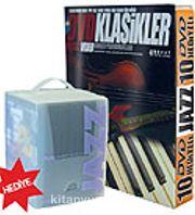 Jazz Müzik Fasikül Seti + 10 DVD