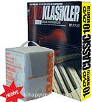 Klasikler 1 Müzik Fasikül Seti + 10 DVD