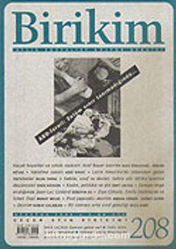 Birikim / Sayı: 208 Yıl: 2006 / Aylık Sosyalist Kültür Dergisi