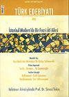 Sayı: 395/Eylül 2006/Türk Edebiyatı/Aylık Fikir ve Sanat Dergisi