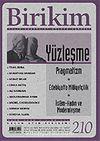 Birikim / Sayı: 210 Yıl: 2006 / Aylık Sosyalist Kültür Dergisi