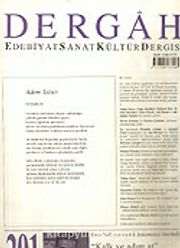 Dergah Edebiyat Sanat Kültür Dergisi / Mart, Sayı 201, Cilt XVIII