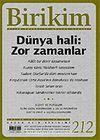 Birikim / Sayı: 212 Yıl: 2006 / Aylık Sosyalist Kültür Dergisi