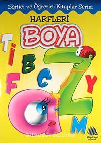 Harfleri Boya -  pdf epub
