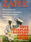 Temmuz 2007 Sayı: 367 / Zafer Bilim Araştırma Dergisi