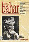 Berfin Bahar Aylık Kültür Sanat ve Edebiyat Dergisi Ocak 2008 / 119. Sayı