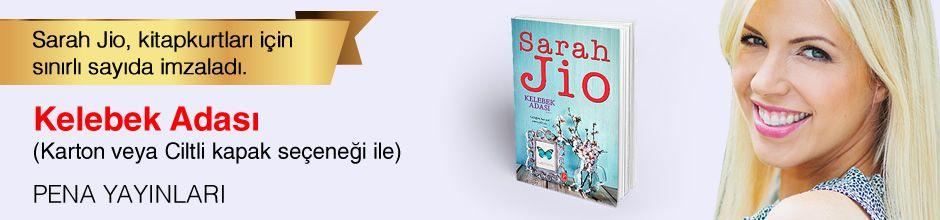 Kelebek Adası (Ciltli). Sarah Jio, Kitapkurtları için Sınırlı Sayıda İmzaladı.