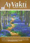 Ayvakti / Sayı: 91 Nisan 2008 Aylık Kültür ve Edebiyat Dergisi