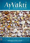 Ayvakti / Sayı: 92 Mayıs 2008 Aylık Kültür ve Edebiyat Dergisi