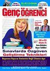 Genç Öğrenci Aylık Eğitim ve Öğrenci Dergisi Yıl:2 Sayı:16 Haziran 2008