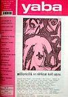 Yaba Edebiyat Sayı: 53 Temmuz-Ağustos 2008